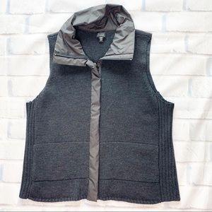 Eileen Fisher Italian Yarn Vest